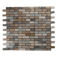 sample-ALLOY SUTJESKA BLEND 1/4 SHEET  TILE SAMPLE_MAIN