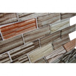 sample-BRIO JUPITER BLEND 1X3 1/4 SHEET GLASS TILES BRICKS SAMPLE_MAIN