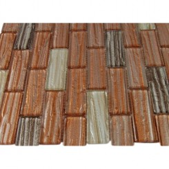 sample-BRIO PLUTO BLEND 1X3 1/4 SHEET GLASS TILES BRICKS SAMPLE_MAIN