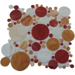 sample-CIRCLE MOTION SOLAR 1/3 SHEET GLASS TILES SAMPLE_MAIN