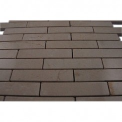 sample-CREMA MARFIL 3/4X4  TILES BIG BRICK 1/4 SHEET SAMPLE_MAIN