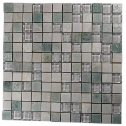 sample-LOFT MING WHITE 1/4 SHEET  TILES SAMPLE_MAIN