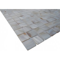 sample-MOTHER OF PEARL OYSTER WHITE 1/4 SHEET  TILES SAMPLE_MAIN