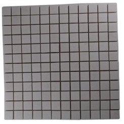 sample-POLISHED WHITE THASSOS 1X1 1/4 SHEET TILES SAMPLE_MAIN
