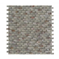 Paragon Calico Mini Brick Pattern Tile