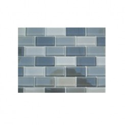 sample-SMOKE BLEND 1X2 GLASS TILES 1/4 SHEET SAMPLE_MAIN