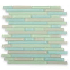 Sample-tao Beach Glass Tiles Sample