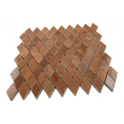 WOOD ONYX DIAMOND MARBLE MOSAIC TILE_MAIN
