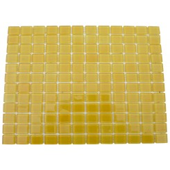 Loft Zest 1 x 1 Glass Tiles