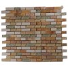 Alloy Sequoia Blend 1/2 X Random  Marble &amp; Glass Tile