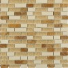 Alloy Golden Gate Glass & Marble Mosaic Tiles