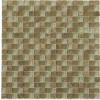 Timothy Straw Blend 1/2x1/2 Glass Tiles