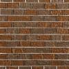 Chocolate Blend 1x2 Glass Tile