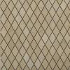 Crema Marfil Diamond Marble Mosaic Tile