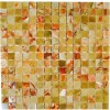 Dark Green Onyx 6/8x6/8 Marble Mosaic Tiles
