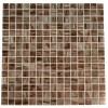 Golden 3/4x3/4 Glass Tile