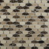 Kinetic Woodlands Ovals Marble Tiles