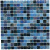 Lake Blue 3/4x3/4 Glass Tile