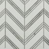 Monarch White Thassos With White Carrera Marble Tile