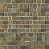 Roman Collection Forest Trail W/ Deco 1x1 Glass Tile