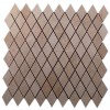 Sample-crema Marfil Diamond  Tiles 1/4 Sheet Sample