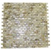 South Sea Pearls Mini Brick Pattern  Tile