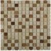 Eastern Desert Blend Squares Marble Tiles