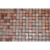 Sample-copper Clay Blend 1/2x1/2 1/4 Sheet Sample Tiles Squares