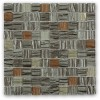 Terrene Jupiter Blend 1x1 Glass Tiles